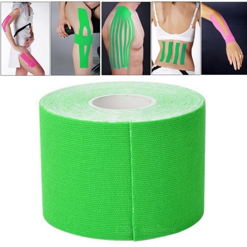 Սպորտային բուժող ժապավեն մկանային խնամքի համար (5 մետր)