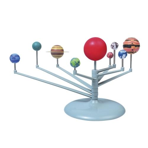 Զարգացնող խաղ - Արեգակնային համակարգ