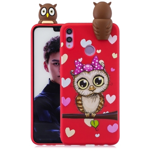 Պատյան պաշտպանիչ Huawei Honor 8X Red Owl