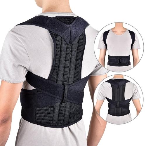 Կորսետ մեջքի կորությունը ուղելու համար Spine Support Belt