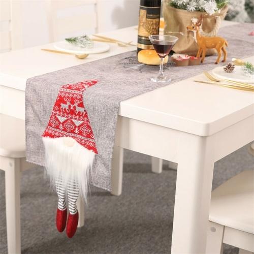 Սեղանի դեկորատիվ ծածկոց Santa Claus