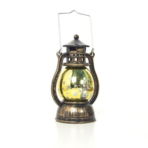 Ամանորյա դեկորատիվ լամպ Christmas Oil Lamp
