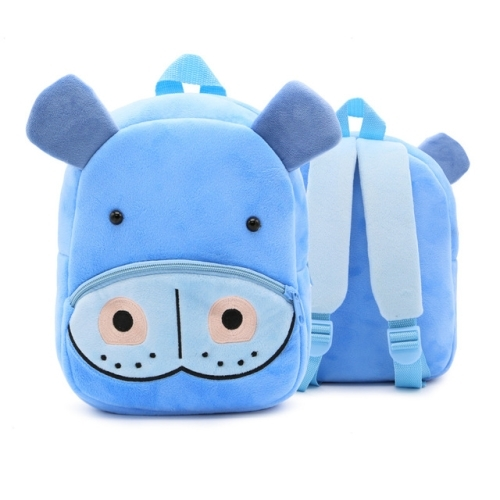Մանկական ուսապարկ 3D Hippo