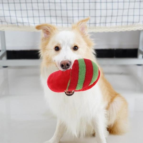 Շան խաղալիք - հողաթափ